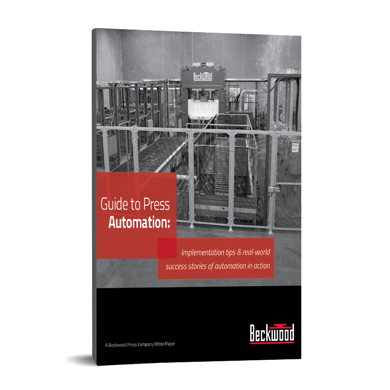 Beckwood Guide to Automation Cover