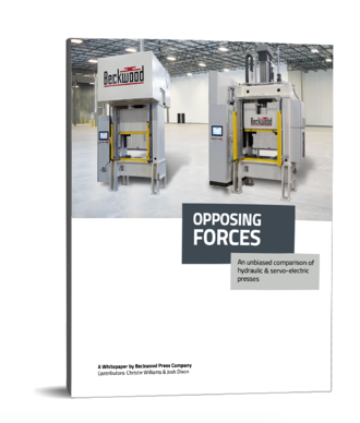 Opposing forces whitepaper cover picture